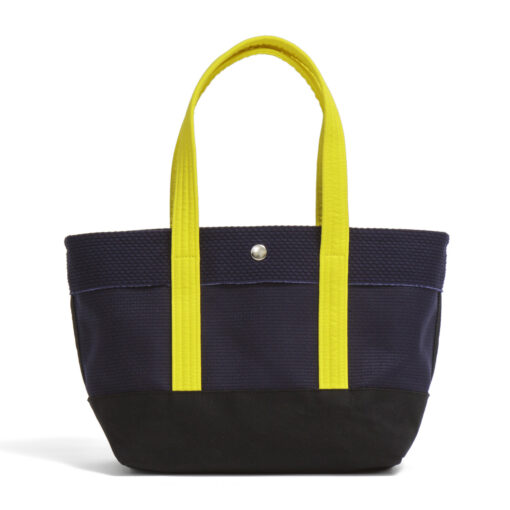 CaBas N°1 Tote small (Navy/Yellow)