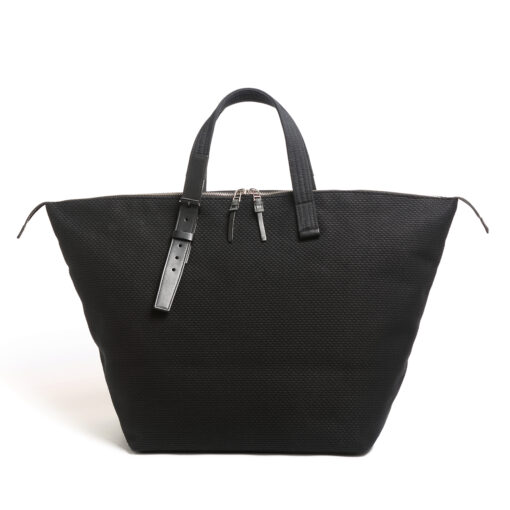 CaBas N°30 Bowler Bag (Black/Black)