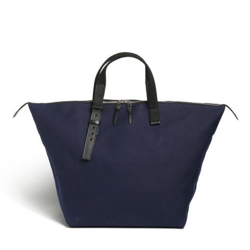 CaBas N°30 Bowler Bag (Navy/Black)